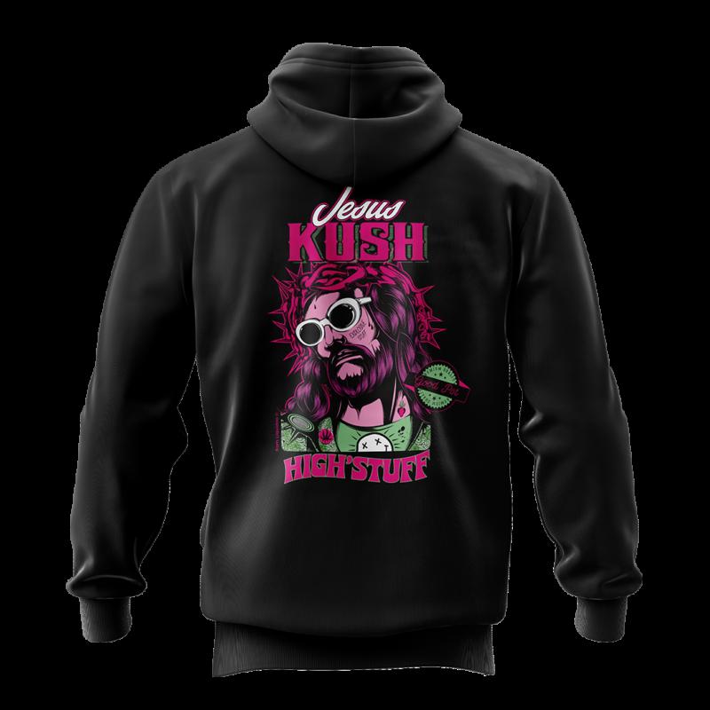 hoodie-longline-jesus-kush