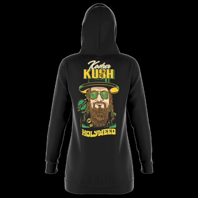 hoodie-lady-kosher-kush