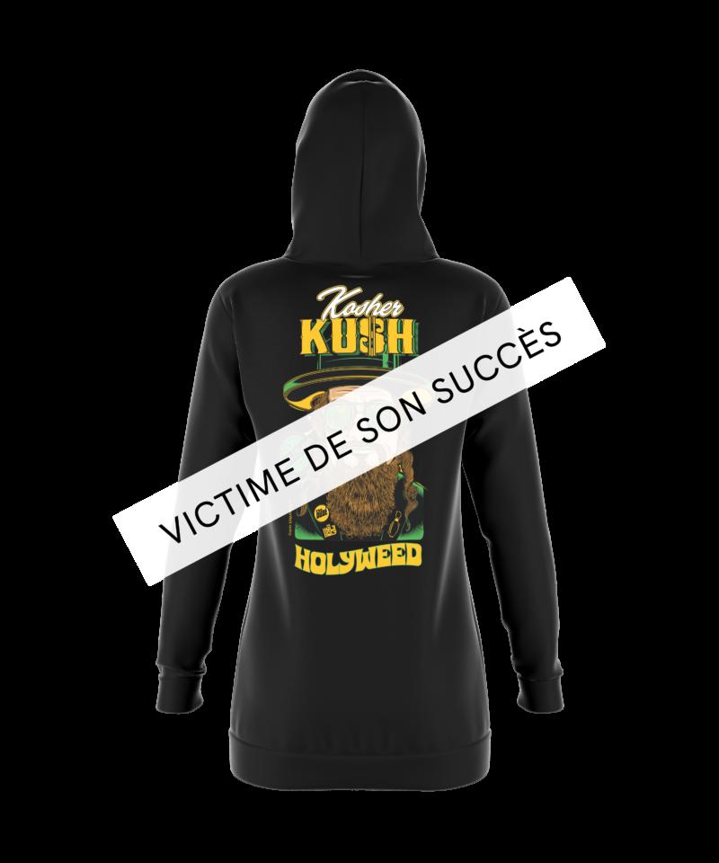 hoodie-lady-kosher-black-